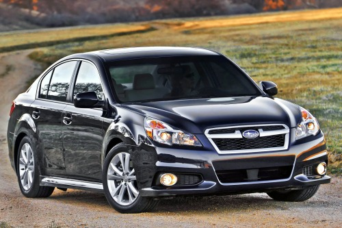 Subaru Legacy, value