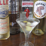 Shaken, not Stirred: The James Bond Vesper Martini