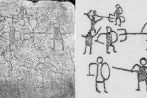 Gladiator Fights Revealed in Ancient Graffiti